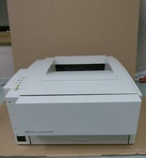 HP LaserJet 6P Printer, is refurbished by a certified include a good used toner