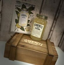 O'Donnell Moonshine SAUER Apfel Zitrone Likör 0,7 l ! PORTOFREI