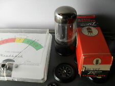 STRONG! ZENITH 6BL7GT Black Plate Vacuum Tube NOS #2
