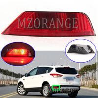 Left Passenger Side Rear Tail Bumper Fog Light Lamp For Ford Kuga MK2 2013-2018