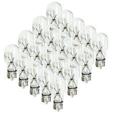 20 pcs T5 Wedge Base Bulbs 7 Watt to Replace 6XT5-12V-7W- NEW