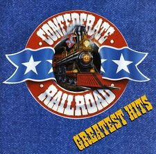 Confederate Railroad - Greatest Hits [New CD]