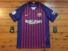 FC Barcelona 2018/19 Men's Home Football Jersey by Nike