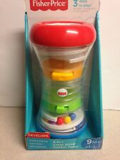 Fisher-Price Crawl Along Tumble Tower 3-in-1 9M+ New w Tags