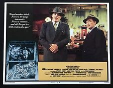FAREWELL MY LOVELY Robert Mitchum 1975 US Lobby Card Noir Chandler Marlowe 2