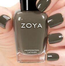 ZOYA ZP807 CHARLI ~ green dusty taupe cream nail polish ~FOCUS Fall '15 Coll NEW