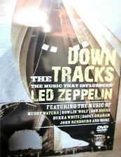 Down The Tracks:Music That Influenced Led Zeppelin DVD,Muddy Waters,Howlin Wolf