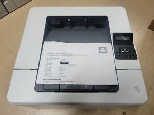 HP C5F95A B/W LaserJet Pro M402DW Wireless Laser Printer Used & Tested Working