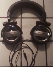 Pioneer SE-MJ5 Headband Headphones - Silver/Black