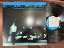 WAYNE SHORTER NIGHT DREAMER BLUE NOTE GXK 8003 STEREO JAPAN VINYL LP