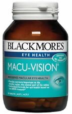 Blackmores Macu-Vision 90 Tablets Supports Macular Eye Health