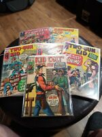 Marvel Six Western Silver Age Comics Reader Copies