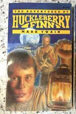 The Adventures of Huckleberry Finn by Mark Twain (1979,Paperback)