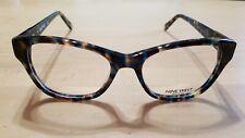 bd905cda2 NEW Nine West NW5080 322 Teal Tortoise 48 17 135 PETITE Eyeglass Frame - NW  5080