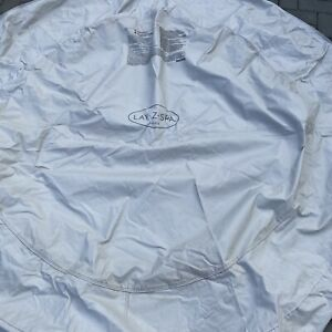 #264 Lay Z Spa Paris  Top Leather Cover
