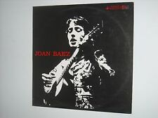 JOAN BAEZ Self Titled Debut LP EX Cond 60's Folk