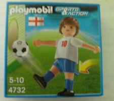 Playmobil Fussballspieler England 4732 Neu & OVP Fußball Spieler
