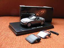 1/43 Mazda MX5 Jinba iitai special with soft & hard top (RHD) diecast