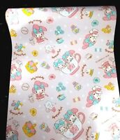 New SANRIO My Melody Kawaii Cute Aluminum Foil  1 roll kitchenware teatime
