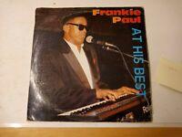 Frankie Paul - At His Best - Vinyl LP #2