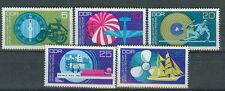 DDR Briefmarken 1972 Sport und Technik  Mi.Nr. 1773 bis 1777 ** postfrisch