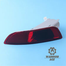 New Rear Bumper Tail Lights Left Cover Reflector for 2008-2013 VOLVO XC60