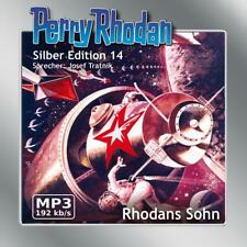 Perry Rhodan, Silber Edition 14 - Rhodans Sohn, 2 MP3-CDs (remastered)