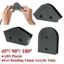 3Pcs Rigid Acrylic Tubing Bender Tool For OD 16mm Tube PC Water Liquid Cooling