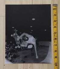 JEFF PHILLIPS SKATEBOARD PHOTO 80'S SIMS BBC TEXAS STYLE DEMO ARLINGTON