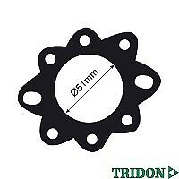 TRIDON Gasket For Fiat Croma  03/88-07/89 2.0L