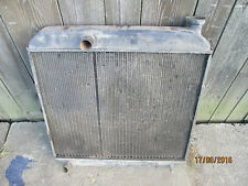 Kühler Wasserkühler IFA W50 L60 ZT Fortschritt  Belarus