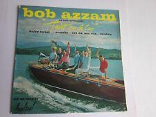 BOB AZZAM ..45 TOURS ..TWIST SUR LE LAC