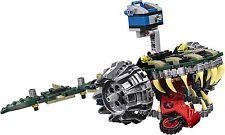 LEGO DC COMIC SUPERHERO 76055 -  KILLER CROC's CHOMPER ONLY - BRAND NEW LOOSE