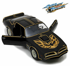 1977 PONTIAC VINTAGE FIREBIRD TRANS AM SMOKEY AND THE BANDIT 1:18 GREENLIGHT