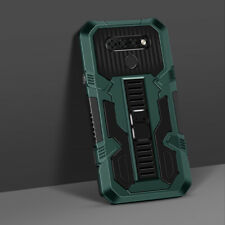 For LG Stylo 6 LG K61 K51 K31 Shockproof Armor Rugged Case Stand Hard Back Cover