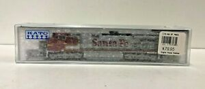 KATO 176-3506 C44-9W SF #653 Engine N scale