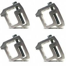 (4) TRUCK CAP MOUNTING CLAMP Heavy Duty Topper Camper Shell for Tite-Lok TL2002