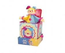 KEYCRAFT JESTER JACK IN A BOX - WD211 COLOURFUL FUN POP UP CHILDRENS TOY