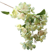 Artificial Fake Flowers Cherry Blossoms Floral Wedding Bouquet Party Home Decor