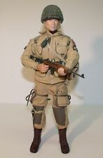 """Dragon 1/6 scale WWII US 82nd Airborne Paratrooper 12"""" Figure BBI DID"""