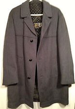 Mens German Made Loden Coat By Lodenfrey Munich A Genuine Import~46-48