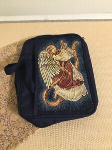 Zondervan Angel Bible Cover Zipper Case