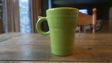 Large Vintage Fiestaware Green Mug 5.25 inch