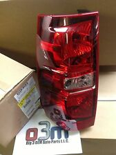 2007-2013 Chevrolet Suburban Tahoe LH Driver Side Brake Tail Light Lamp new OEM