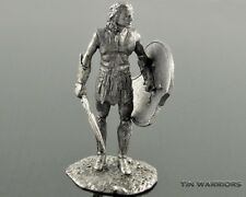 *Achilles from Troy* Tin toy soldiers. 54mm miniature figurine. metal sculpture