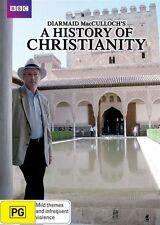 A History of Christianity (Diarmaid MacCulloch)(Australia Region 4) BBC DVD NEW