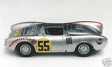 PORSCHE 550 PANAMERICA 1954  VROOM  MONTE BUILT UP 1/43