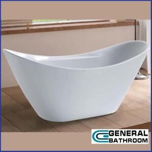 Acrylic Free Standing Bath Tub  1800 x 770 x 760