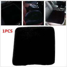 1PCS Car SUV Rabbit fur Cushion Household Cover Warm Pad Winter Non-slip Black