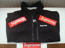 Supreme S/S 2017 Taped Seam Jacket Black XL Zip Up Box Logo